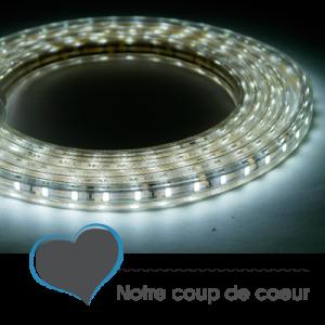 éclairage flexible LED coup de coeur !