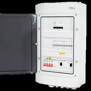 Coffret de protection AC triphasé jusqu'à 36kVA