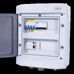 Coffret de protection AC triphasé - de 6kVA à 9kVA