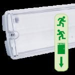 Bloc de secours LED