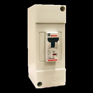 Coffret de protection - cache-bornes disjoncteur P/N