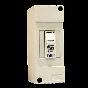 Coffret de protection - cache-bornes télérupteur