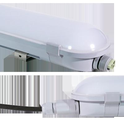 Série 80L - Luminaire LED - réglette LED étanche